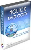 1 Click DVD Copy - Box Cover