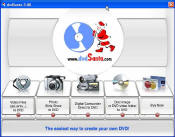 DVD Santa - Easy to Use DVD Creation Tool... Backup DVD Movies, Burn Music DVDs, Transfer DV Tapes to DVD